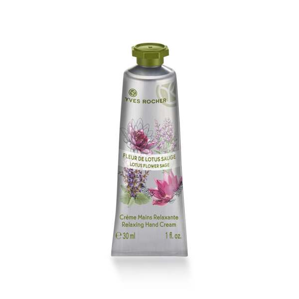 Lotus Flower & Sage Hand Cream