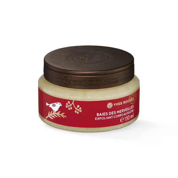 Marvelous Berries Sugar Body Scrub