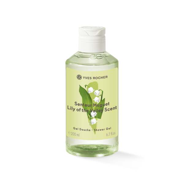 Lily of the Valley Scent Shower Gel