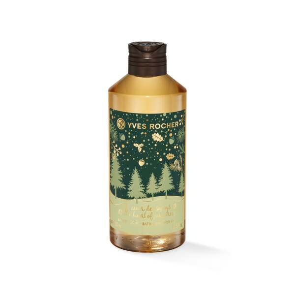 At the Heart of Pine Trees Bath and Shower Gel - 400 ml