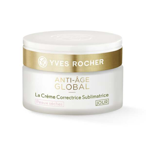 The Anti-Aging Beautifying Cream Day - Dry Skin