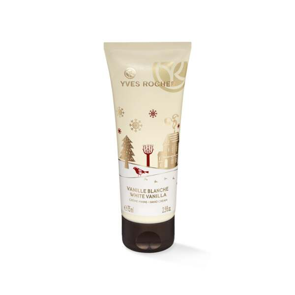 White Vanilla Hand Cream