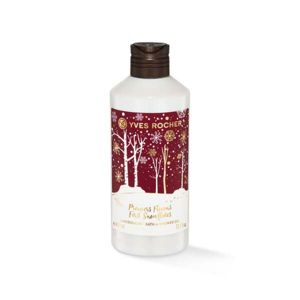 First Snowflakes Bath and Shower Gel - 400 ml