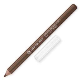 3-in-1 Eye Pencil - Brown