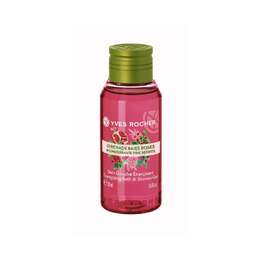 Energizing Bath & Shower Gel Pomegranate Pink Berries 50 ml - Travel Size, shower gel