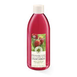 Organic Raspberry Shower Gel