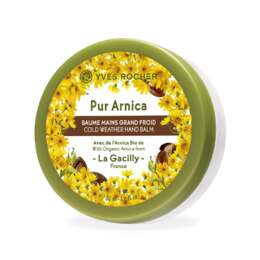 Cold Weather Balm Enriched with Shea
