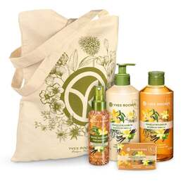 Sensual Vanilla Bourbon Body and Shower Set - 4 - Gift ideas
