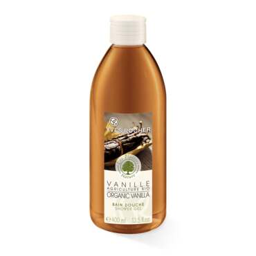 Organic Vanilla Shower Gel