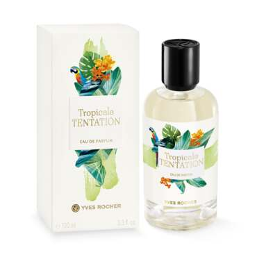 Tropicale Tentation Eau de Parfum - 100 ml, Fragrances,Women's Fragrances, Women's Eau de Parfum