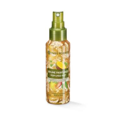Perfumed Body and Hair Mist with Mango and Coriander