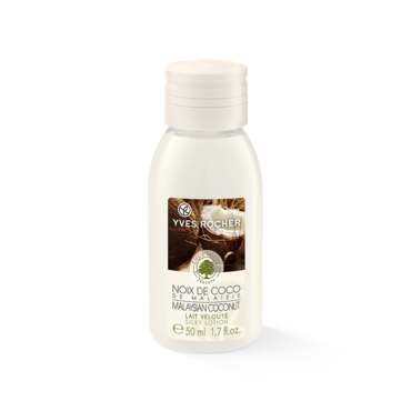 Malasyan Coconut Silky Body Lotion -Travel size