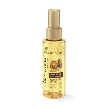 Beautifying Dry Oil