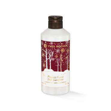 First Snowflakes Bath and Shower Gel - 400 ml, Bath and Shower Gels, Holiday Collection