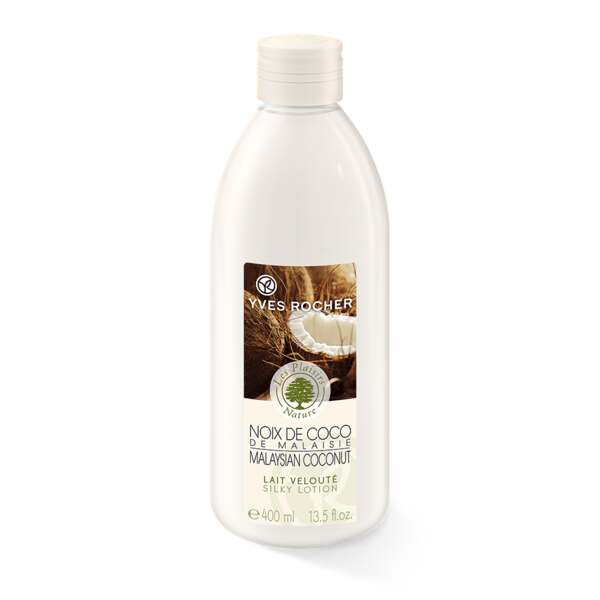 Malasyan Coconut Silky Body Lotion