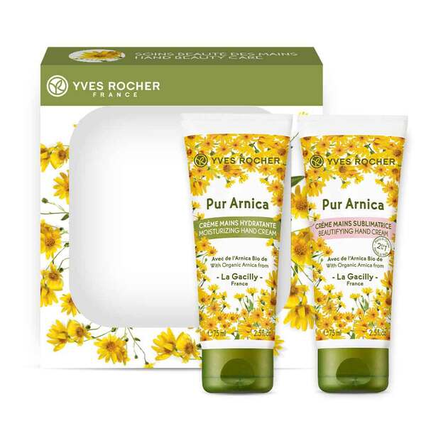 Pur Arnica Hand Care Duo Box Set