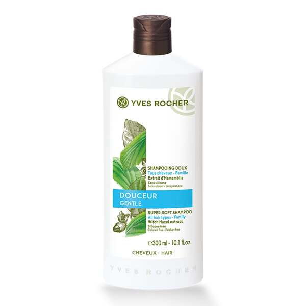 Super-Soft Shampoo With Witch Hazel