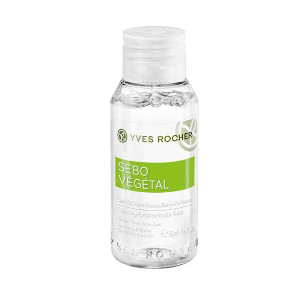 Cleansing Purifying Micellar Water 50 ml - Travel Size - Skincare, combination to oily skin