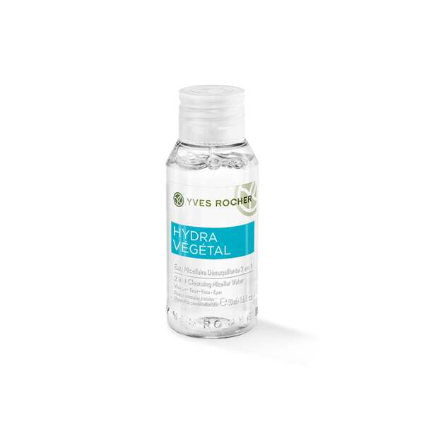2 in 1 Cleansing Micellar Water - Travel Size