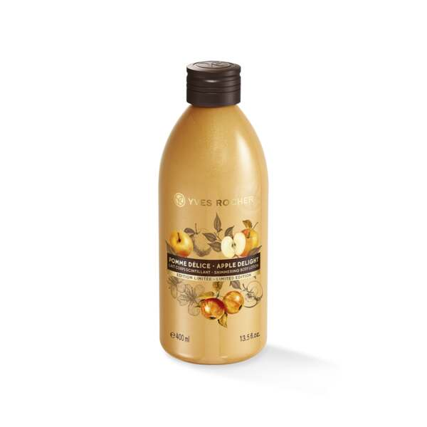 Apple Delight Shimmering Body Lotion