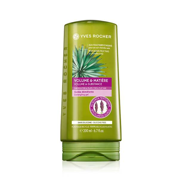 Volume and Substance - Detangling Gel Conditioner, Botanical Hair Care by type
