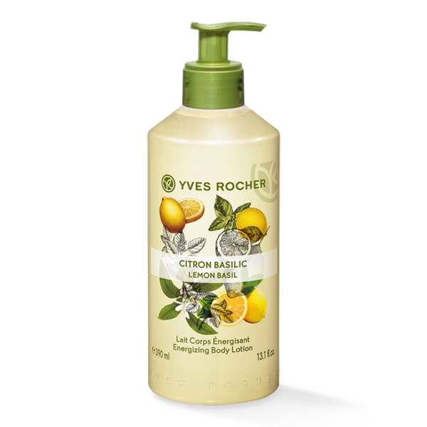 Energizing Body Lotion - Lemon Basil