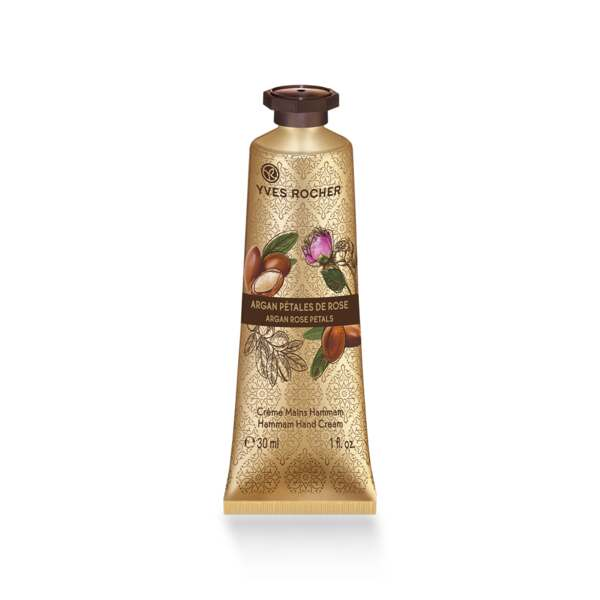 Argan Rose Hammam Hand Cream