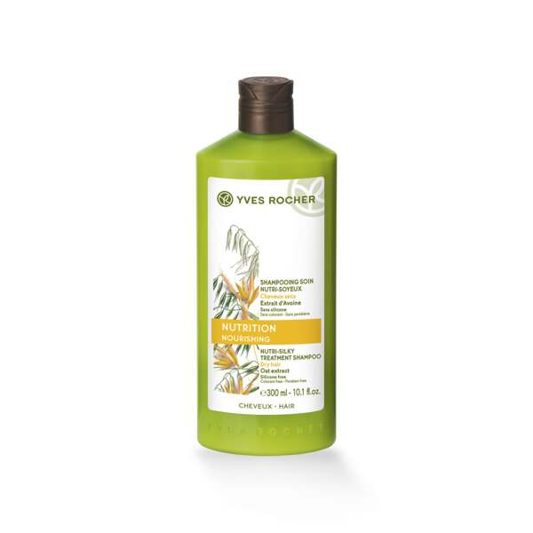 Nutri-Silky Treatment Shampoo