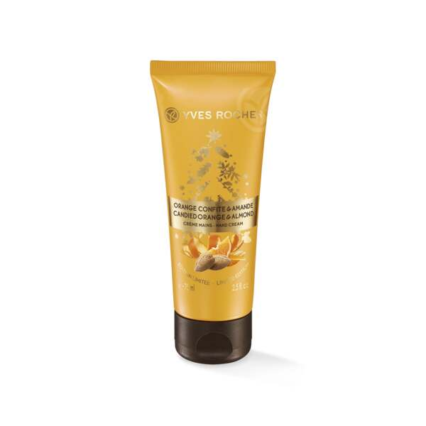 Candied Orange & Almond Hand Cream
