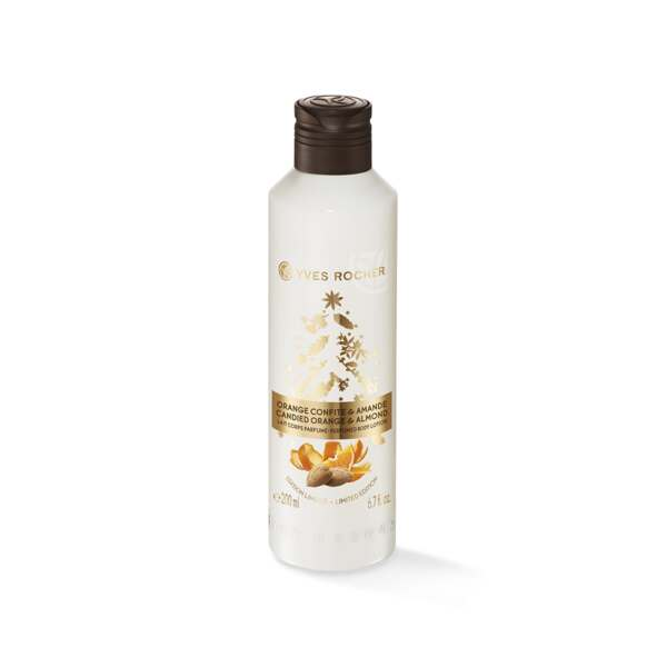 Candied Orange & Almond Perfumed Body Lotion