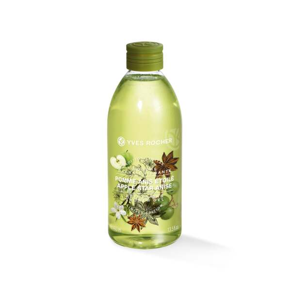 Apple Star Anise Shower Gel