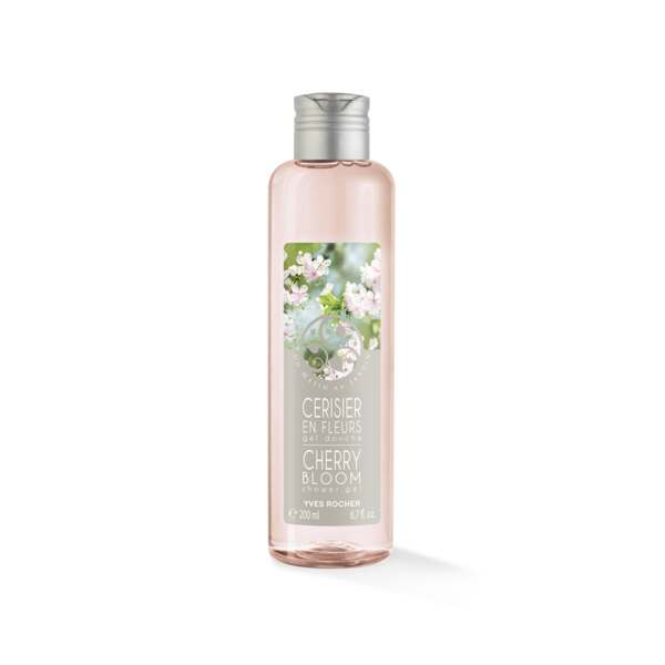 Cherry Bloom Shower Gel