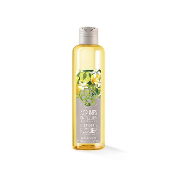 Citrus Flower Shower Gel