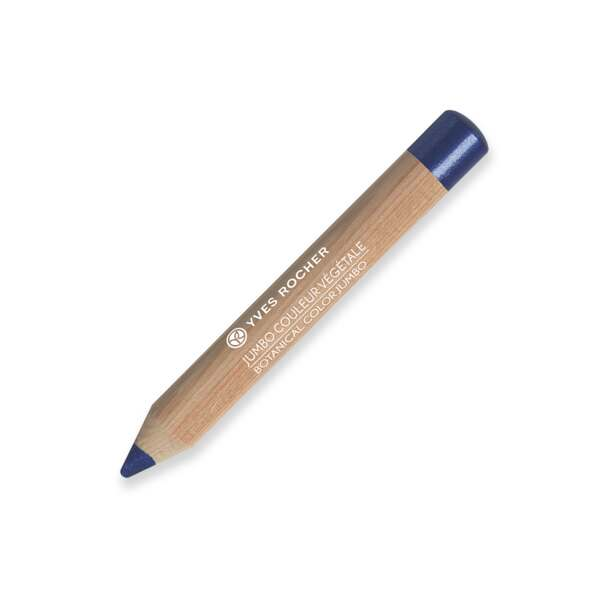 BOTANICAL COLOR JUMBO 2-in-1 jumbo eye pencil : eyeshadow and liner - Pearly  Blue Anemone