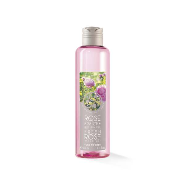 Fresh Rose Shower Gel