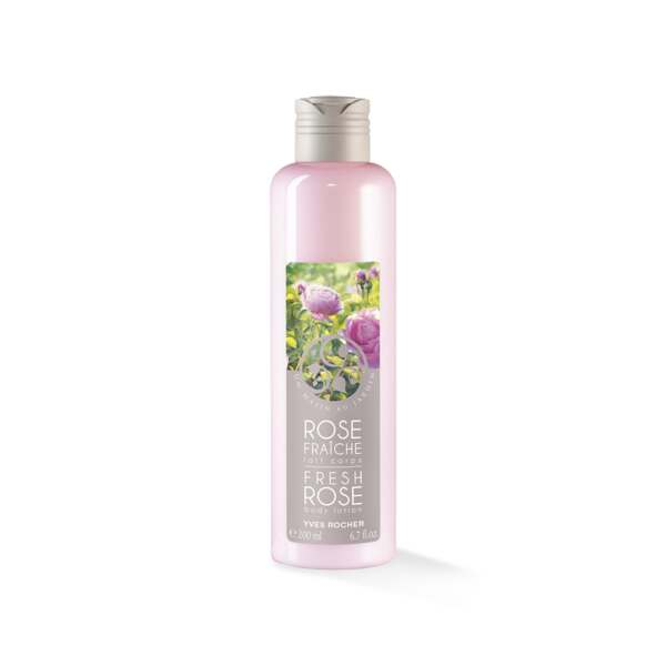Fresh Rose Body Lotion