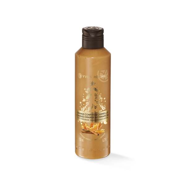 Candied Orange & Cinnamon Shimmering Body Lotion
