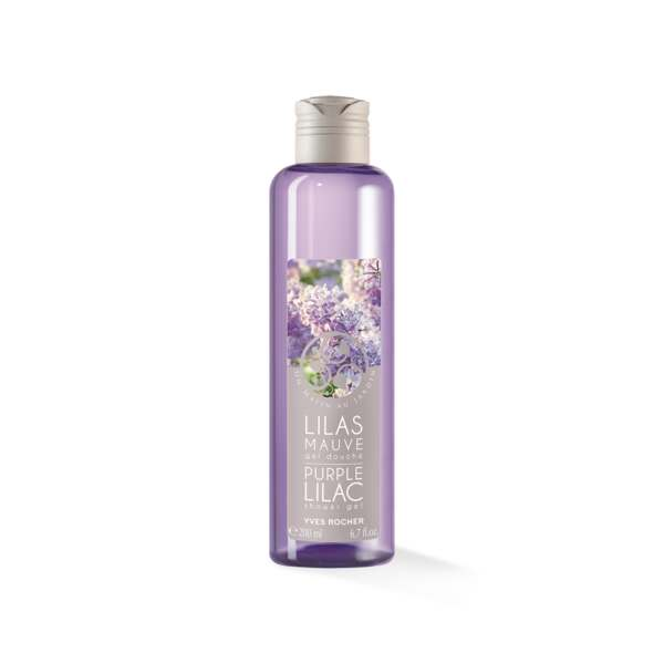 Purple Lilac Shower Gel