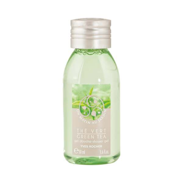 Green Tea Shower Gel - Travel Size