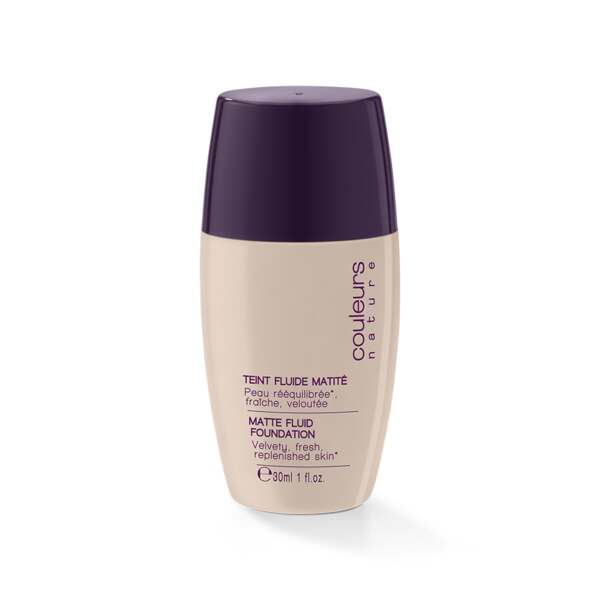 Matte Fluid Foundation