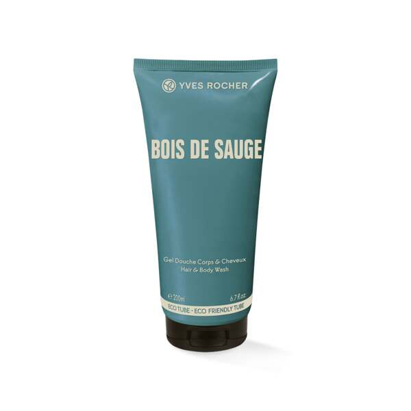 Bois de Sauge Hair and Body Wash