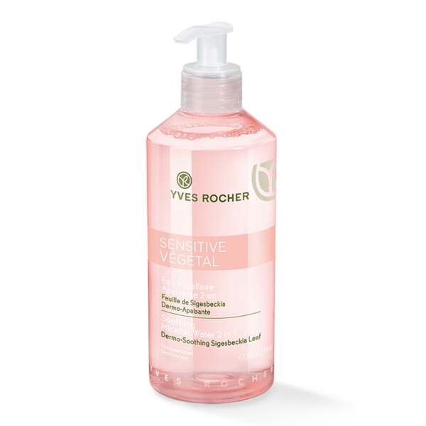 Soothing Micellar Water 2 in 1 - Sensitive Skin