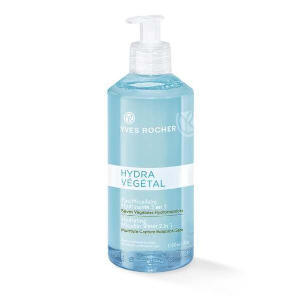 Hydrating Micellar Water 2-in-1 - Face & Eyes