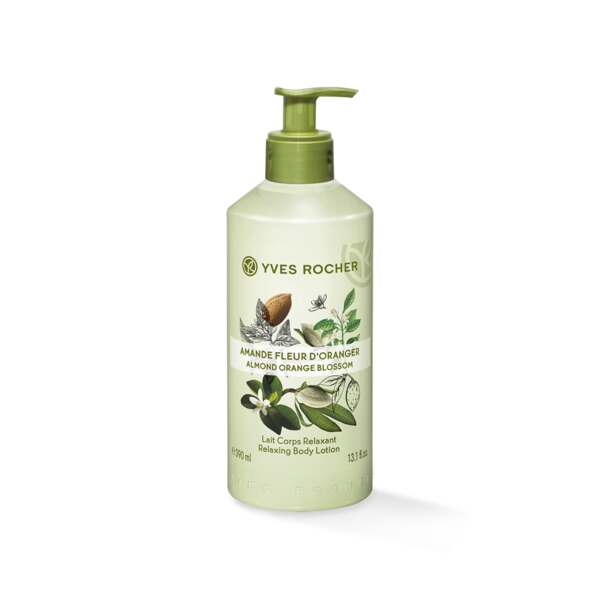 Relaxing Body Lotion - Almond Orange Blossom