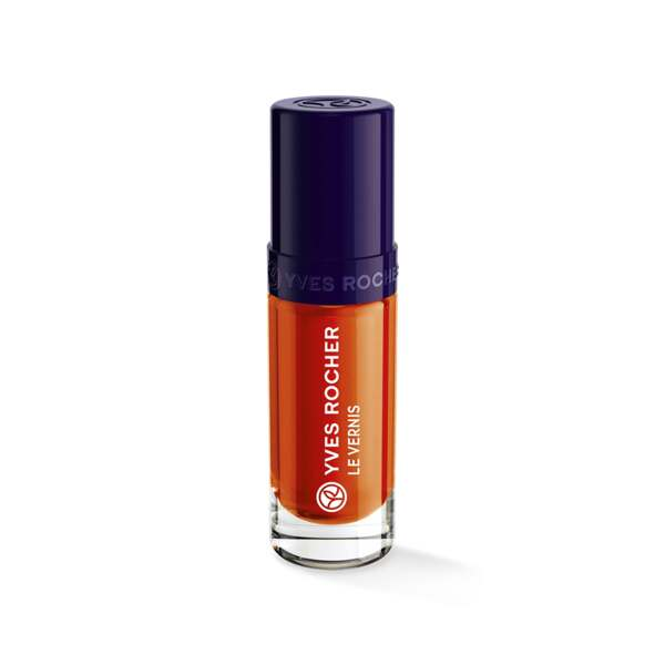 Botanical Color Nail Polish - Cosmic Orange