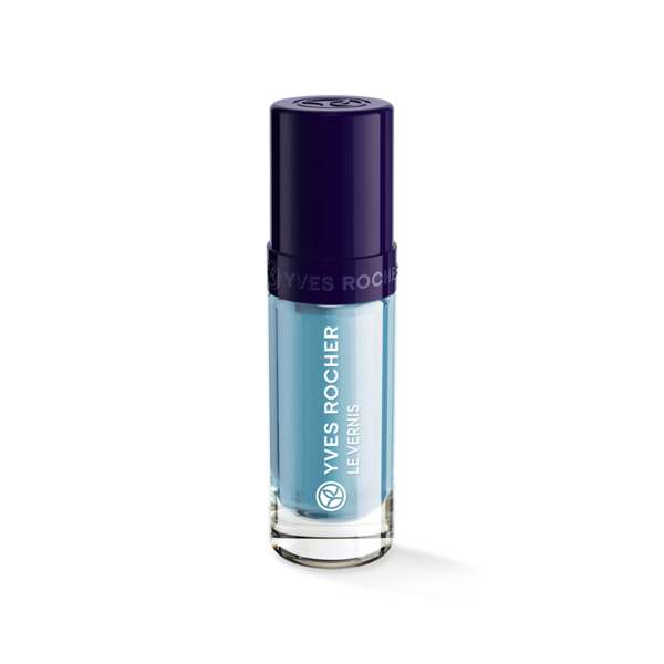 Botanical Color Nail Polish - Nigella Blue