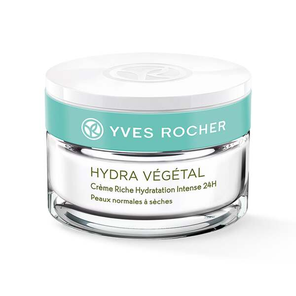 24H Rich Hydrating Cream