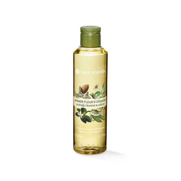 Relaxing Shower Oil - Almond Orange Blossom