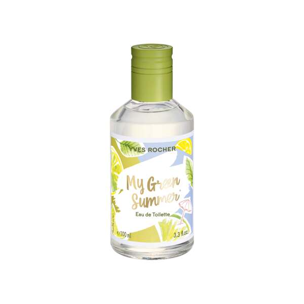 Eau de Toilette - Body,fragrance,My Green Summer