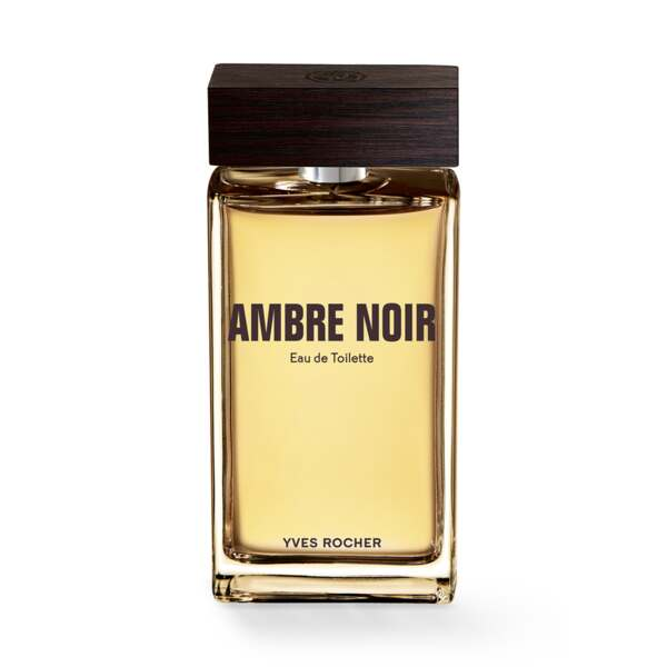 Ambre Noir - Eau de Toilette for men 3.4 fl. oz.
